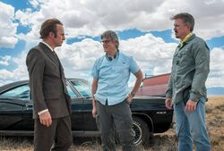 Better Call Saul - first publicity photo