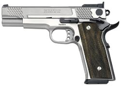 S&W 945 stainless