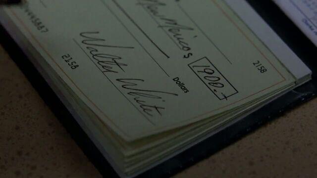 File:1x06 - Walt writes a cheque.jpg