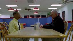 Walt meets Gus Mandala