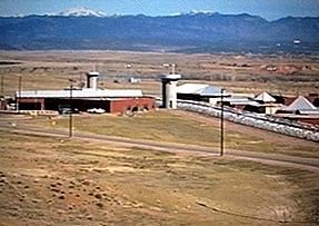 Supermax prison, Florence Colorado