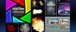 Hitfilm ultimate studio