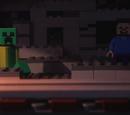 Minecraft: Creepers series