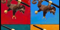 """The Four Monkeys"""