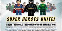 LEGO Super Heroes Challenge