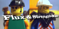 Flux & Strength-Man!