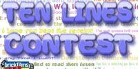 Ten Lines Contest