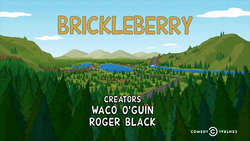 Brickleberry intertitle