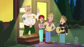 Woody hahahahaha mock mock