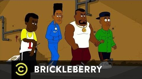 Brickleberry Troubled Youth