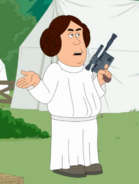 Leia again