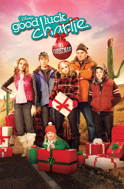 Good Luck Charlie, It's Christmas! | Bridgit Mendler Wiki | FANDOM ...