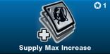 Supply Max Increase