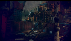 Container city favelas 2
