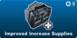 Improved Increase Supplies