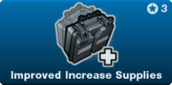 BRINK Improved Increase Supplies icon