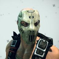 The Hockey Mask 01