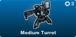 Medium Turret