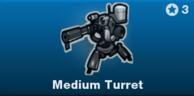 BRINK Medium Turret icon