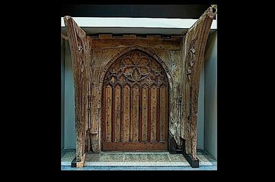 Spicer door
