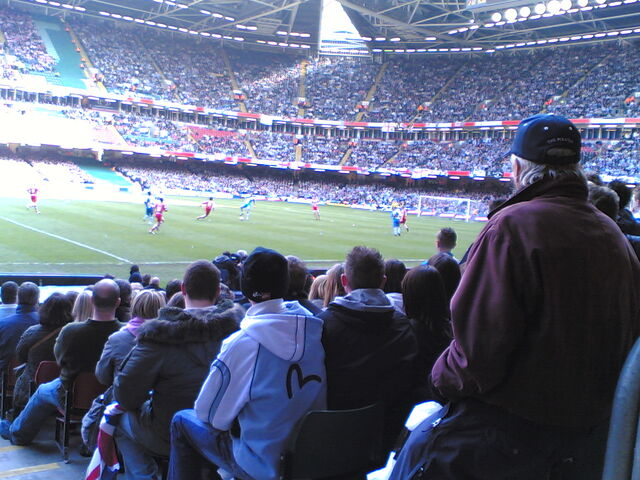 File:Millennium Stadium - during game.jpg