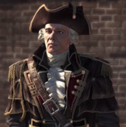Sir Richard Venables ACROGUE