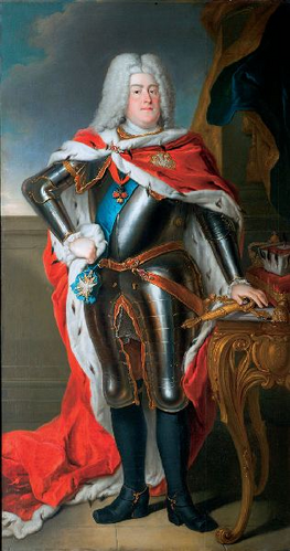 August III the Saxon 1