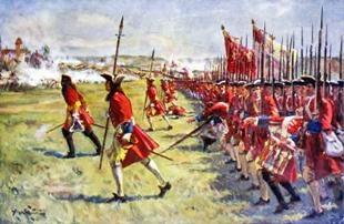 Infantry Advance
