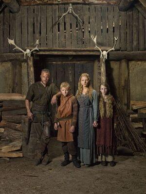 Ishmael's Family
