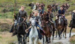 Venables's Cavalary