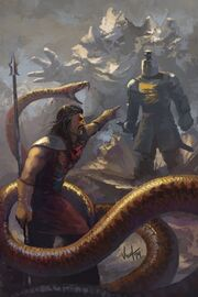 Ishmael versus Cudjoe