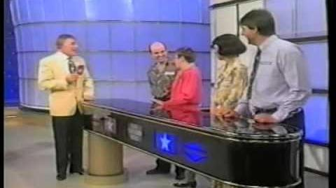 Bruce Forsyth's Play Your Cards Right (July 8, 1994) Graham & Carol Dorothy & Brian
