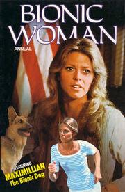 Bionic Woman c78 Cover