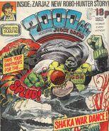 2000 AD prog 275 cover