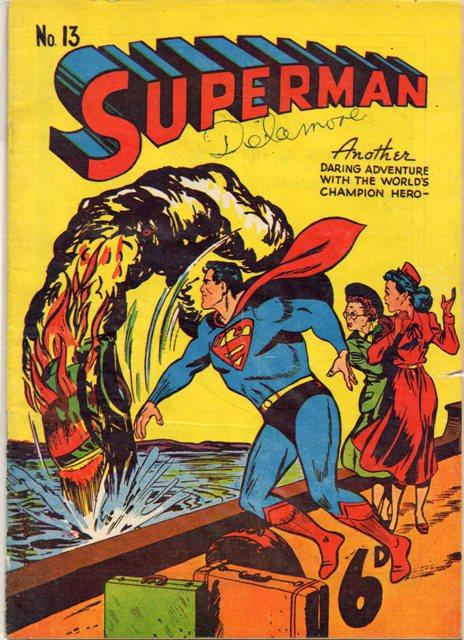 Superman UK Vol 1 13