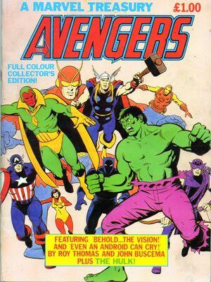 Avengerstreasury
