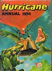 Hurricane annual