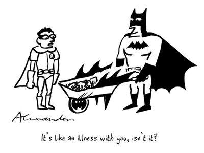 Alexander bat