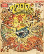 2000 AD prog 238 cover