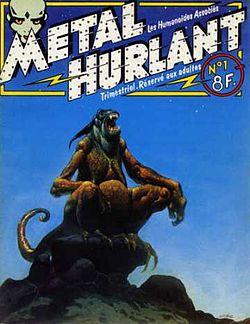 250px-Metal Hurlant 1