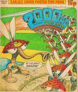 2000 AD prog 198 cover