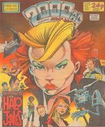 2000 AD prog 406 cover