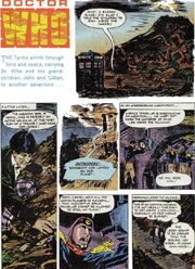 Doctor Who TV Comic 2
