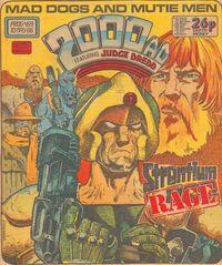 2000 AD prog 469 cover