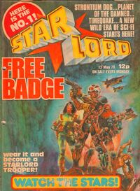 Starlord issue 1