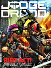 Megazine 383 cover