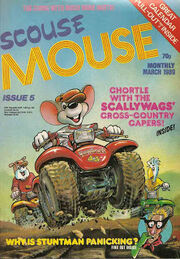 SCOUSE MOUSE issue 5