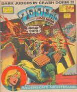 2000 AD prog 423 cover
