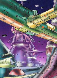 Ezquerra Mega-City One