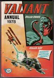 Valiant Annual 78